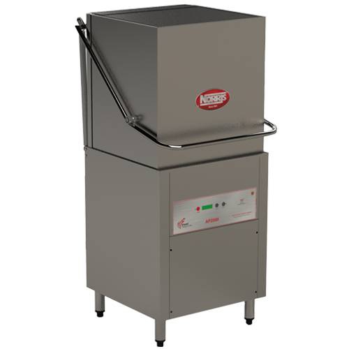 Norris AP2500 Upright Commercial Dishwasher