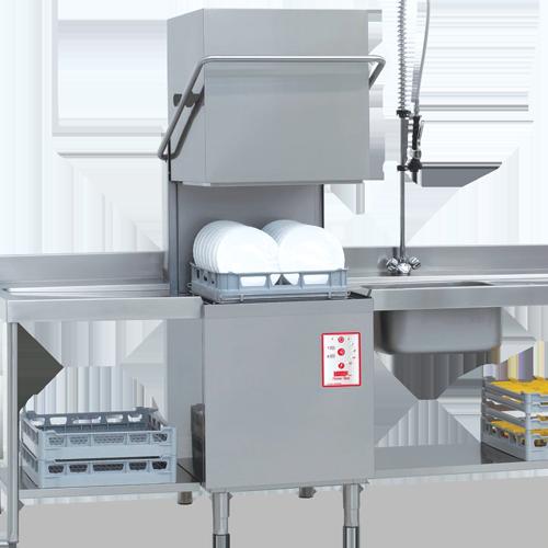 Norris IM7 Upright Commercial Dishwasher