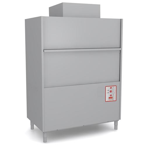 IM100R Commercial Untensil washer with steam condenser